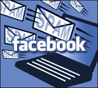Facebook Social Media SPAM