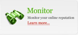 Monitor online reputation