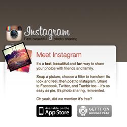 instagram smartphones