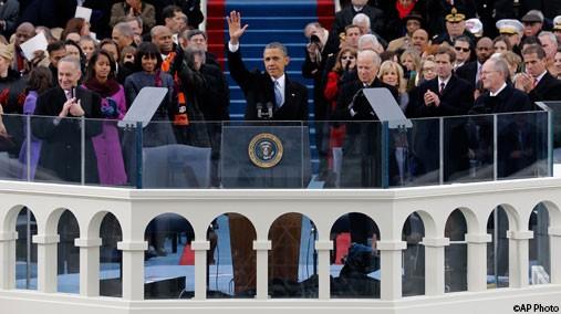 57th Presidential Inauguration