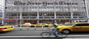 The New York Times Chinese Hackers