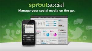 Sprout Social Media Marketing Tool