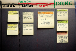 Schedule the More Urgent Tasks First