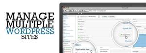 managing multiple wordpress sites
