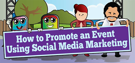 Promote Events Using Social Media Marketing