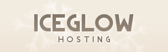iceglow - 6 Small Web Hosting Companies Bloggers Love