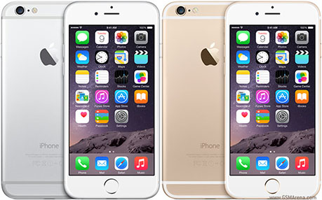 Apple iPhone 6 - Lead times for the Apple iPhone 6 and 6 Plus