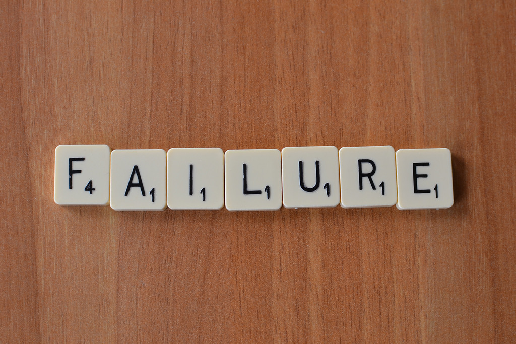 failure - Business Failures? How To Win Customers Back