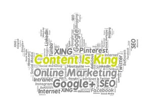 Marketing, SEO, Content