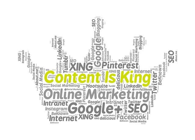 Marketing, SEO, Content