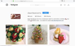 Dawn Tea Rooms on Instagram