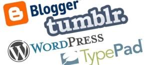 Blogging Platforms